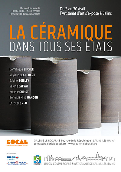Affiche - LeBocal Avril 2019