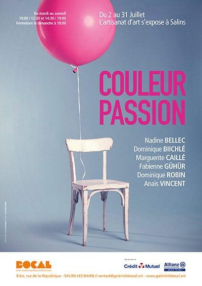 LeBocal - Couleur passion - Juillet 2019